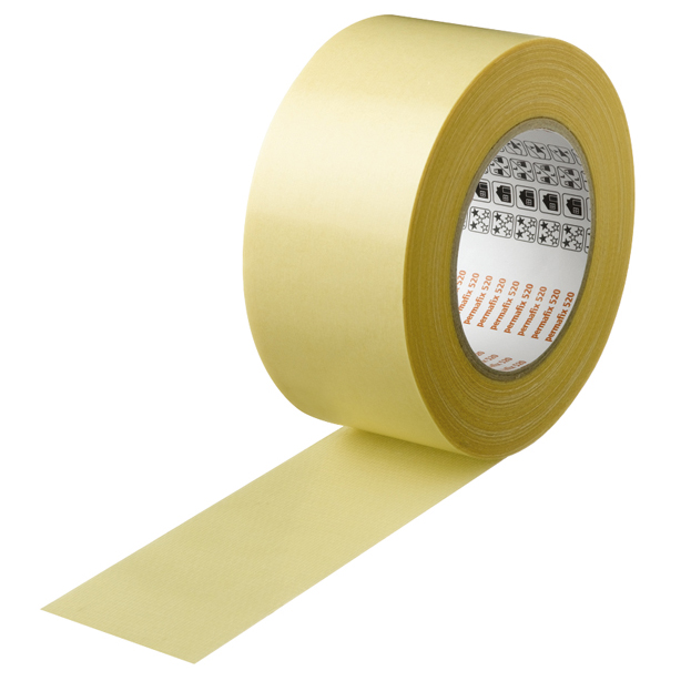 Teppichband 520 mit transparentem Kleber