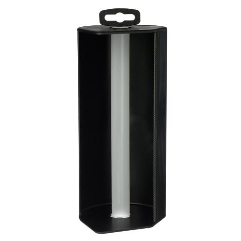 Dispenser für Folien/Papier mit Klebeband